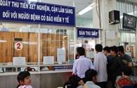 Quy định mới giá khám bệnh, chữa bệnh bảo hiểm y tế giữa các bệnh viện cùng hạng