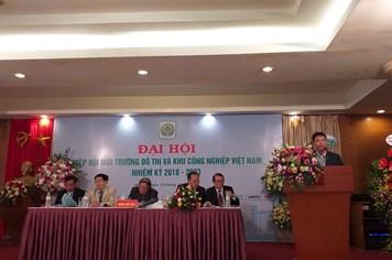 Đại hội Hiệp hội Môi trường Đô thị và Khu công nghiệp Việt Nam lần thứ V