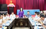 Phó Bí thư Thường trực Thành ủy Hà Nội làm việc với huyện Sóc Sơn