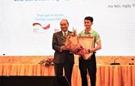 Thủ tướng trao Huân chương Lao động cho cho thí sinh đoạt Huy chương Bạc tại kỳ thi tay nghề thế giới 2019