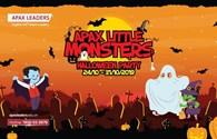 """Lễ hội Halloween """"Apax Little Monsters – siêu quái tí hon Apax"""""""