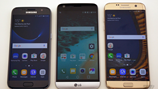 """LG G5 và Galaxy S7/S7 Edge - """"cuộc cạnh tranh khốc liệt nhất hiện nay"""" trong thế giới Android"""