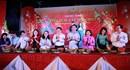 Bí thư Đinh La Thăng và Chủ tịch TLĐLĐ VN Bùi Văn Cường ăn Tết  cùng công nhân