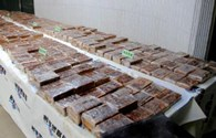 Việt Nam làm việc với Đài Loan về vụ bắt giữ 229kg heroin