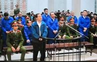 Phiên tòa xét xử vụ án Dương Chí Dũng: Bị cáo khóc, bị cáo đọc thơ