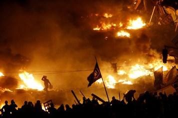 Chính phủ Ukraina thỏa thuận ngừng bạo lực