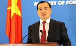 Việt Nam hoan nghênh Thượng viện Mỹ yêu cầu Trung Quốc rút giàn khoan