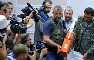 Truyền thông phương Tây cắt ghép ảnh về quân ly khai