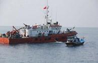 Tìm thấy thi thể phi công thứ hai hy sinh trong vụ máy bay Su-22 rơi ở đảo Phú Quý