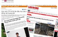 Hơn 1.000 cơ quan báo chí 1 năm đăng chưa tới 350 tin, bài về bảo vệ động vật hoang dã