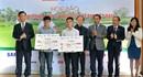 Giải golf Vì trẻ em Việt Nam lần thứ 11 trao thêm nhiều học bổng cho học sinh nghèo vượt khó