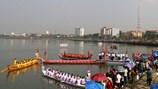 Hội thi bơi chải Việt Trì mở rộng năm 2017