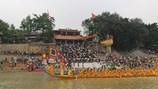 180 VĐV hào hứng tranh tài tại Lễ hội bơi chải truyền thống sông Lô 2017