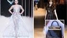 Hoa hậu Kỳ Duyên gây sốt với váy trong suốt; Ngọc Trinh bị bóc mẽ khi khoe túi hàng hiệu