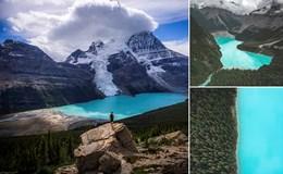 Chiêm ngưỡng hồ nước xanh ma mị đẹp như trong tưởng tượng giữa núi rừng