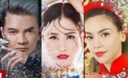 Hồ Ngọc Hà, Đàm Vĩnh Hưng, Đông Nhi tranh giải âm nhạc quốc tế BAMA 2017