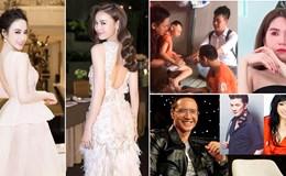 """Lan Ngọc bị tẩy chay vì """"cướp"""" vai Angela Phương Trinh; Ngọc Trinh ủng hộ cha nuôi 2 con bại não"""