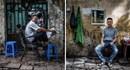 Tiệm cắt tóc vỉa hè Việt Nam lên báo Anh
