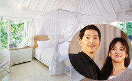 """Săn lùng biệt thự cặp đôi """"Hậu duệ mặt trời"""" hẹn hò ở Bali"""