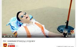 """Gangnam Style"" chạy đua, bám đuổi ""See You Again"" trên YouTube"