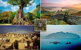Chiêm ngưỡng vẻ hùng vĩ, kỳ bí của 21 di sản UNESCO mới được công nhận