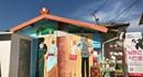 Ngắm không chán mắt những bức tranh sắc màu trong làng bích họa Dongpirang