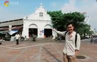 """Lang thang Penang, ăn mỳ Ramen """"khủng long"""" cùng ca sĩ Quang Vinh"""