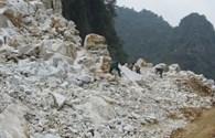Nghệ An: Công nhân mỏ đá quá cơ cực