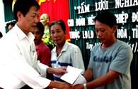 Phú Yên – Đắc Lắc: Trao quà Tấm lưới nghĩa tình cho 100 ngư dân thành phố Tuy Hòa