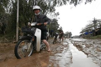 """Về nơi """"rốn lũ"""" ở Quảng Nam"""