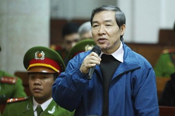 """Dương Chí Dũng khai một cán bộ công an """"mật báo"""" cho mình bỏ trốn"""
