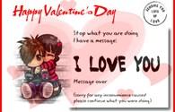 Những tin nhắn Valentine hài hước và độc đáo