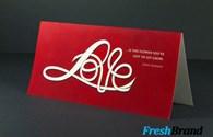 Những tấm thiếp Valentine cực kỳ lãng mạn cho ngày lễ Tình nhân