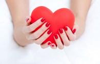 12 mẫu móng tay lãng mạn cho dịp Valentine
