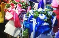 Thị trường Ngày lễ tình yêu: Hoa hồng vẫn lên ngôi