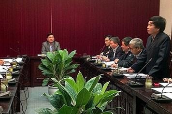 Tạm đình chỉ hai sếp tại Tổng công ty Đường sắt Việt Nam