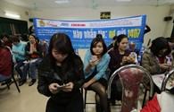 Công ty TNHH Một thành viên Dệt kim Đông Xuân (Cty DOXIMEX) nhắn tin ủng hộ ngư dân