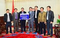 BIDV Quảng Trị trao tặng 1.500 suất quà tết Giáp Ngọ