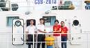 Quỹ TLV Lao Động trao 120 triệu đồng cho 2 tàu Cảnh sát biển 2013 và 2015