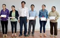 265 triệu đồng hỗ trợ ngư dân Bình Định bám biển