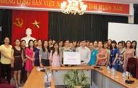CNVCLĐ ngành công thương tỉnh Hải Dương  ủng hộ  209 triệu đồng
