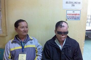 """LDS1482: Nghị lực siêu phàm của chàng trai từng muốn chết vì mù lòa, mang khuôn mặt """"thiếu thiện cảm"""""""