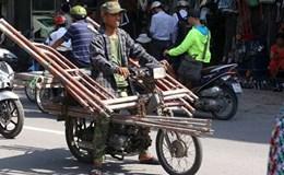 Khi nào mới có quy định thế nào là mô tô, xe gắn máy cũ nát?
