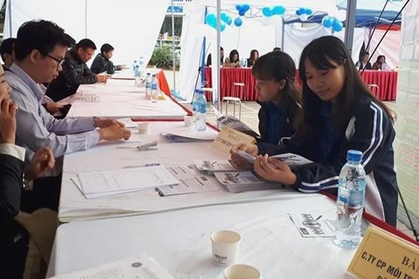 Hỗ trợ dạy nghề cho lao động thất nghiệp là chế độ quan trọng của chính sách bảo. hiểm thất nghiệp. ảnh: Laodong