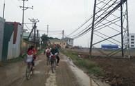 Huyện Thanh Oai vượt khó xây dựng nông thôn mới