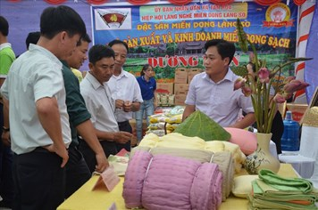 Sở NNPTNT Hà Nội tổ chức hội thảo kết nối tiêu thụ nông sản thực phẩm