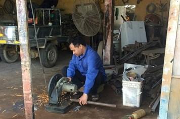 Trên 80% lao động nông thôn có việc làm sau học nghề