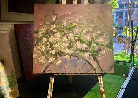 Tuyển thợ vẽ tranh