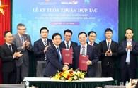 Tổng cục Giáo dục nghề nghiệp ký thỏa thuận hợp tác với Công ty Cổ phần Tập đoàn Xây dựng Hòa Bình