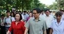 Phó Thủ tướng Vũ Đức Đam thị sát điểm nóng sốt xuất huyết ở Hà Nội